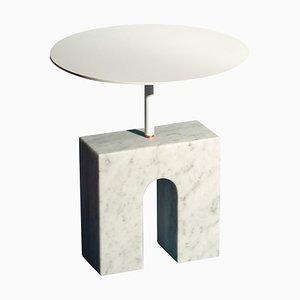 Mesa auxiliar Triumph de mármol de Joseph Vila Capdevila