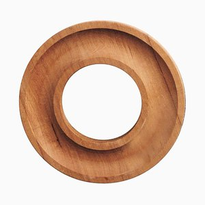 Eichenholz Ring Tablett von Joseph Vila Capdevila