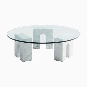 Tavolo Triumph in marmo di Joseph Vila Capdevila