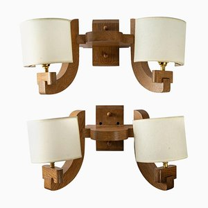 Sconce by Guillerme et Chambron