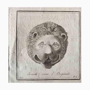 Various Old Masters, Animal Figures, Etching, 1750s