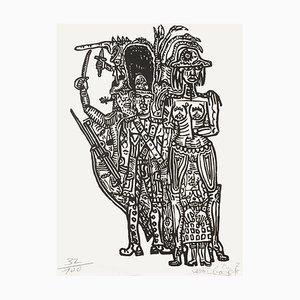 Le Grognard by Robert Combas