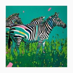 Rafal Gadowski, Zebras 08, 2021