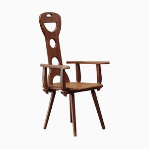 Studio High Back Chair by Jeffrey Greene, 1930s