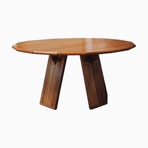 Table de Salle à Manger La Loggia par Mario Bellini pour Cassina, 1977