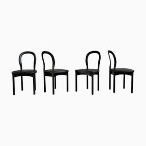 Damia Esszimmerstühle von Francesco Binfarè für Cassina, 1990, 4er Set