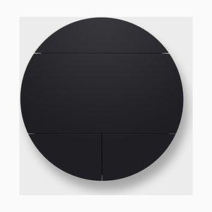Mueble Pill extra en negro de Dalius Razauskas para Emko