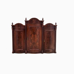 Hanging Cupboard, Western Europe, Early 20th Century