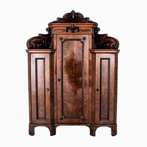 Historic Corner Cabinet, 1900s