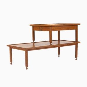 Mahogany Side Table by Josef Frank for Svenskt Tenn, 1950s
