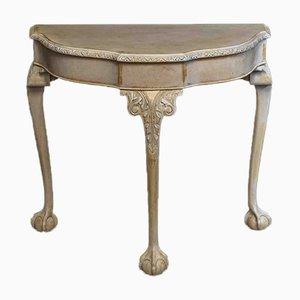 Table d'Appoint en Noyer