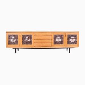 Dänisches Sideboard aus Eschenholz von Poul H. Poulsen für Gangsø Møbler, 1970er