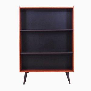 Danish Teak Bookcase, 1970s