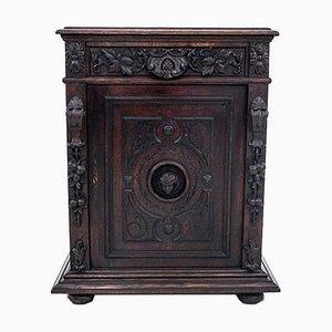 Carved Cabinet, France, 1910s