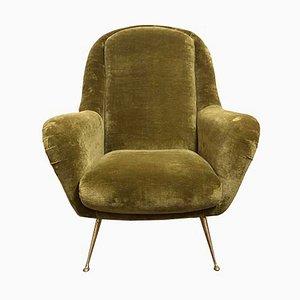 Vintage Italian Lounge Chair, 1960