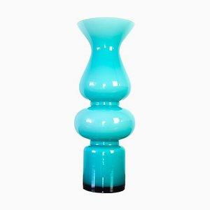 Skandinavische moderne Carnaby Vase von Per Lütken für Holmegaard, Dänemark, 1960er