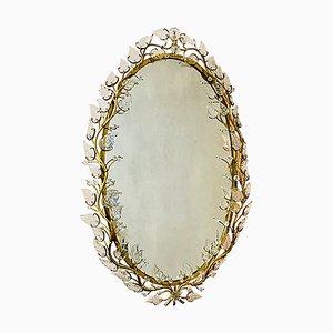 Specchio retroilluminato di Palme & Walter, Germania, anni '50