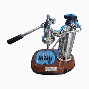 Europiccola Lever Espresso & Cappuccino Machine from La Pavoni, Italy, 1980s