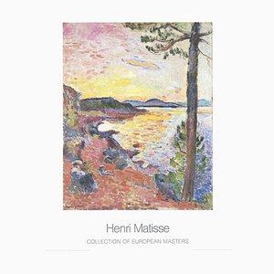 Le Gouter (Golfe de St. Tropez) von Henri Matisse
