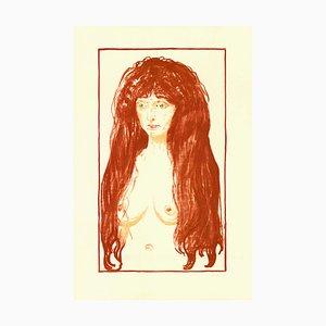 The Sin par Edvard Munch