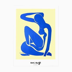 Nu Bleu par Henri Matisse