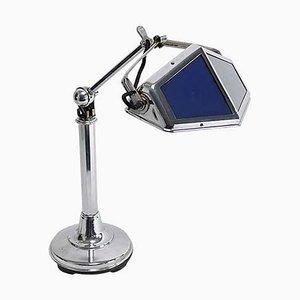 Large Art Deco Nice Model Desk Lamp from Pirouett, 1930s