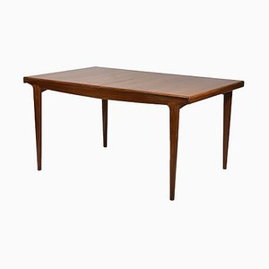 Mid-Century Extendable Teak Dining Table from A. Younger Ltd.