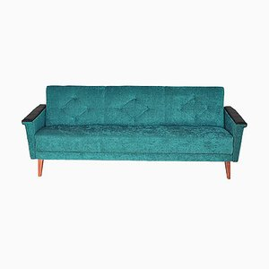Mid-Century Convertible Sofa or Daybed, 1960s