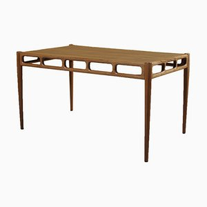 Danish Coffee Table by Ejnar Pedersen for William Watting, 1950s