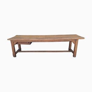 Farmhouse Table in Solid Oak