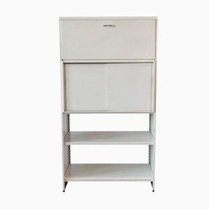 Mueble modelo 5600 industrial de André Cordemeyer para Gispen