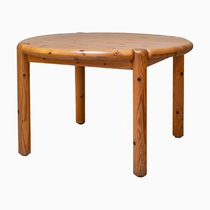Extendable Pine Dining Table by Rainer Daumiller