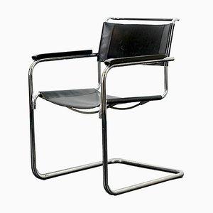 Chaise de Bureau Modèle S34 par Mart Stam pour Thonet, 1920s