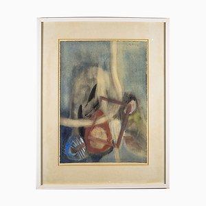 Kunstwerk von W. Thesen, 1990