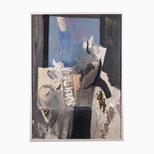 Kunstwerk von W. Thesen, 1967