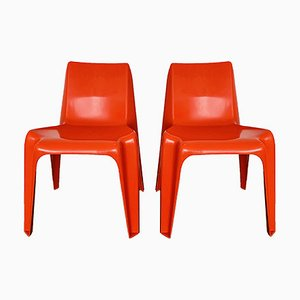 Chairs by Helmut Bätzner for Bofinger, 1960s, Set of 2