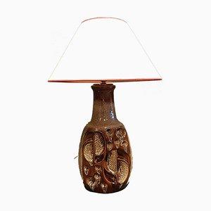 Große Vintage Retro Fat Lava Stehlampe von Hustadt Leuchten, 1970er