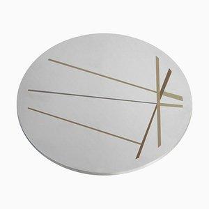 Fermacarte Ray 3 von Thea Design