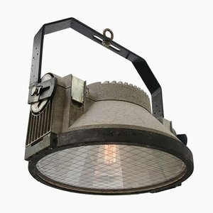 Cast Clear Glass Amsterdam Arena Stadium Pendant Light by Philips