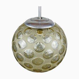 Mid-Century Sphere Ball Hängelampe, Italien, 1960er