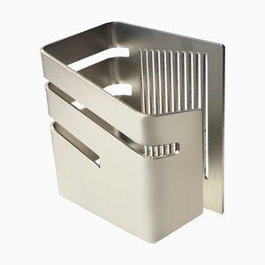 Portatovaglioli in alluminio di Thea Design