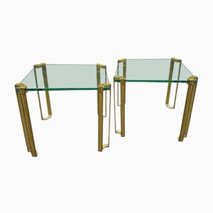 Coffee Tables by Peter Ghyczy, 1970s, Set of 2
