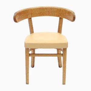 Hugging Chair by Werner West for Wilhelm Schauman Ltd, 1940s