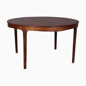 Coffee Table in Rosewood by A. J. Iverses for Ole Wanscher