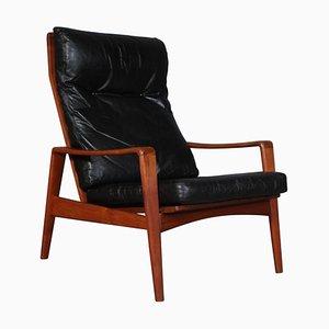 Sessel von Arne Wahl Iversen für Komfort