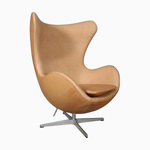 Chaise Egg par Arne Jacobsen pour Fritz Hansen