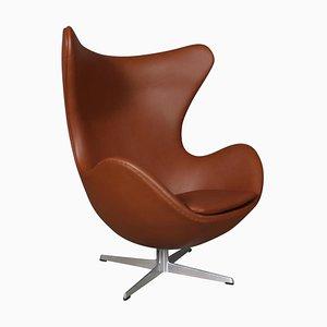 Egg chair di Arne Jacobsen per Fritz Hansen
