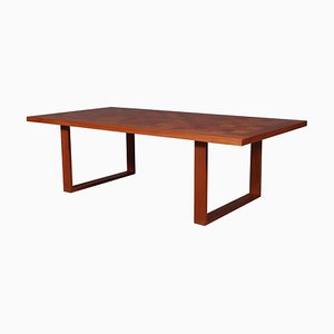 Coffee Table in Teak by Poul Cadovius