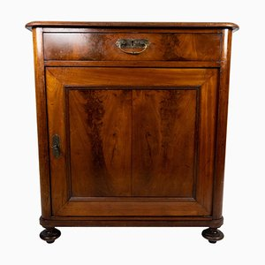 Small Mahogany Chest of Drawers, 1880s
