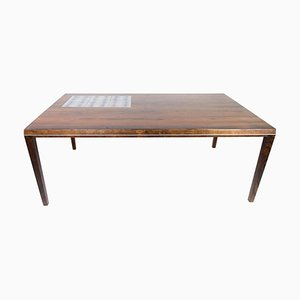 Table Basse en Palissandre par Johannes Andersen pour CFC Silkeborg, 1960s